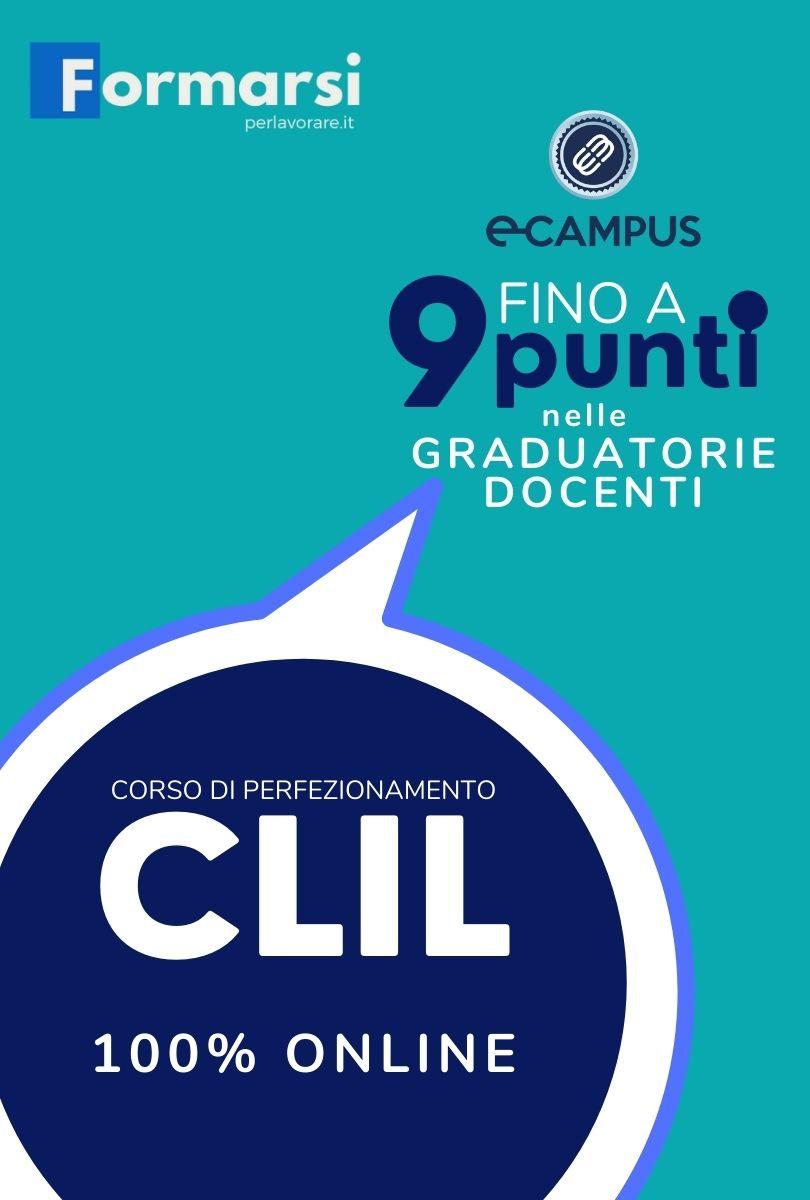 Formarsi promo CLIL per Blog